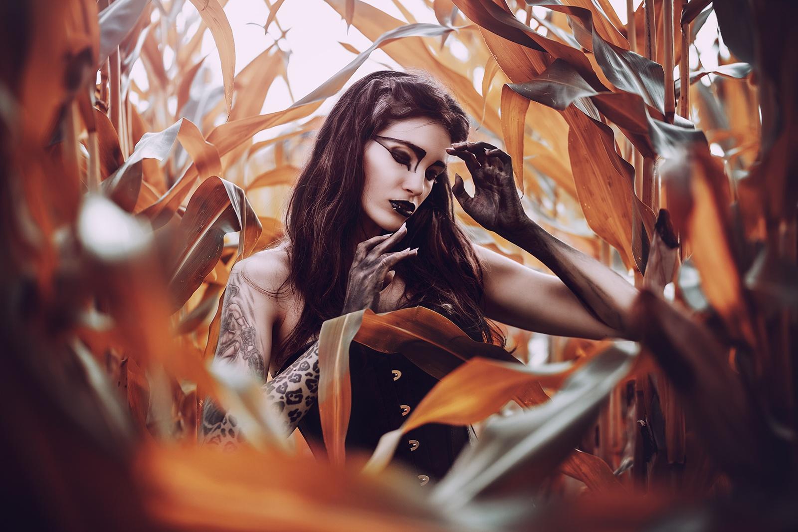 dark fantasy fotografie