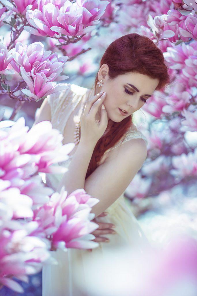 magnolien fotografie