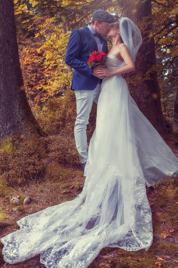 after wedding bilder