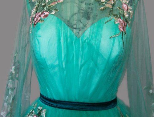 Outfit mint grün fairy