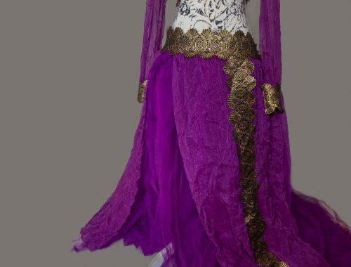 fantasy outfit fairy lila