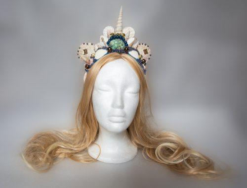 Meerjungfrau Klein Kopfschmuck